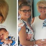 Grandmother gives birth to grandson after daughter's cancer prevents pregnancy