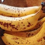 She ate 2 spotted bananas a day for a month and her health changed dramatically