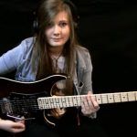 15-year-old girl proves herself to be the world's best guitar player
