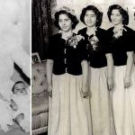 Quintuplets born in 1934 reveal frightening secret when the past repeats itself 80 years later