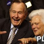 Former President George H.W. Bush and former First Lady Barbara Bush both hospitalized