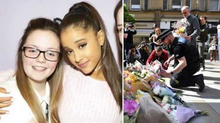 Ariana Grande reportedly offered to pay funeral costs for victims of Manchester attack