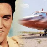 Elvis Presley's private plane from 1962 was for sale and the interior is a flash from the past