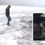 Preserved bodies of couple missing since WWII found in melting glacier