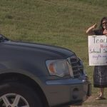 Teacher panhandles for classroom supplies, makes double her hourly wage in six minutes