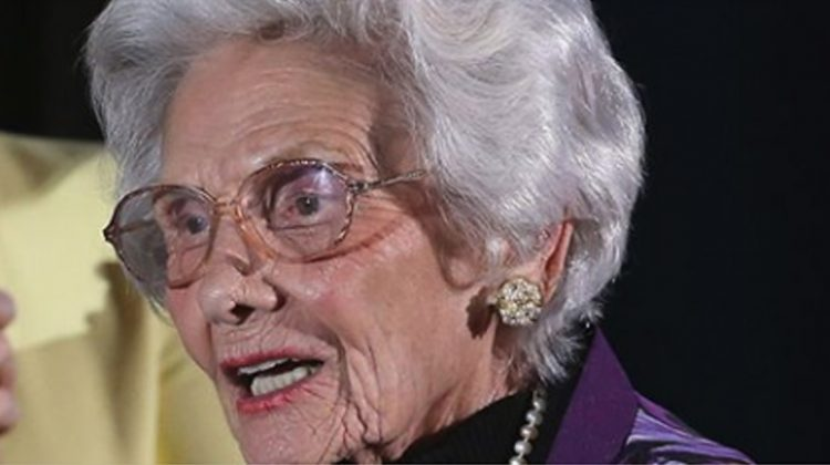Hollywood's oldest working actress has passed away at age 105