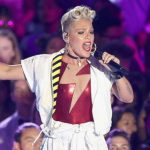Check out Pink's wonderful performance of the National Anthem