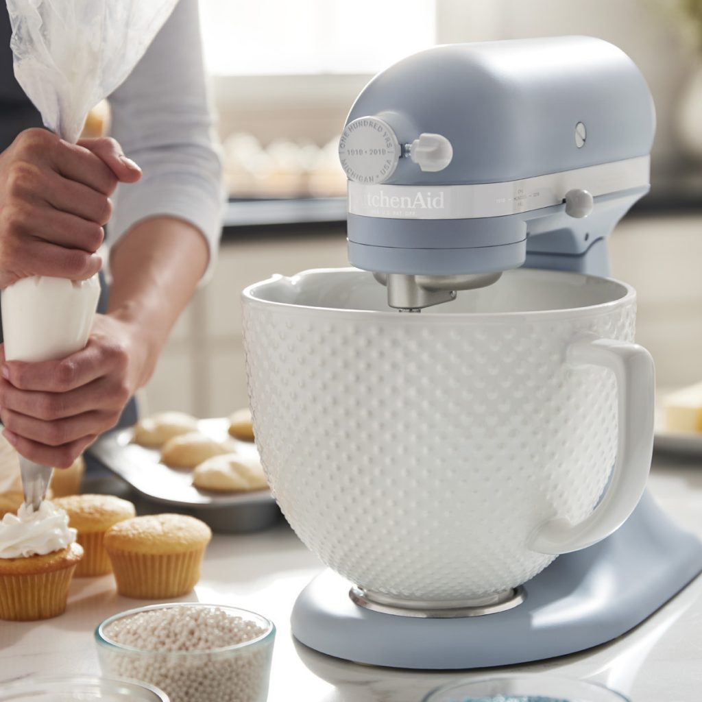 Kitchenaid Releases Special New Mixer For 100th Anniversary