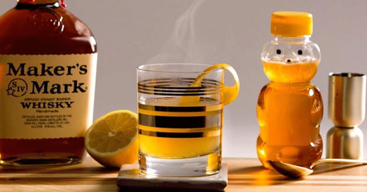 ease cold symptoms the old fashioned way with bourbon