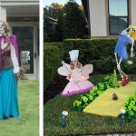 Family's Halloween Display Changes Every Day For The Entire Month Of October